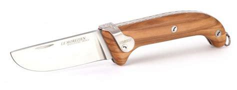 couteau cuisine damas couteau de poche le morezien lame damas en olivier bois poterie