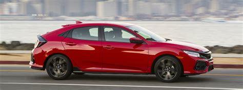 Standard Features On The 2017 Honda Civic Hatchback