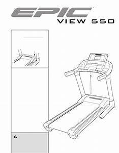 Epic Fitness Treadmill Eptl09706 1 User Guide