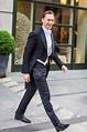 Tom Hiddleston is a dapper gentleman at the 2016 MET Gala ...