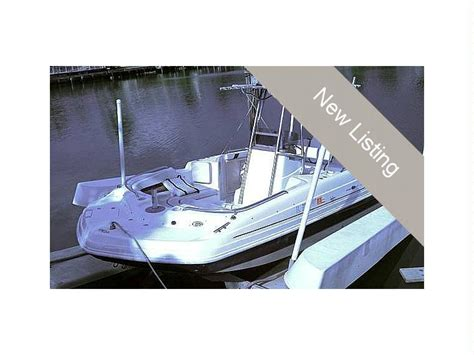 Used Hurricane Center Console Boats For Sale by Hurricane 231 Center Console In Florida Power Boats Used