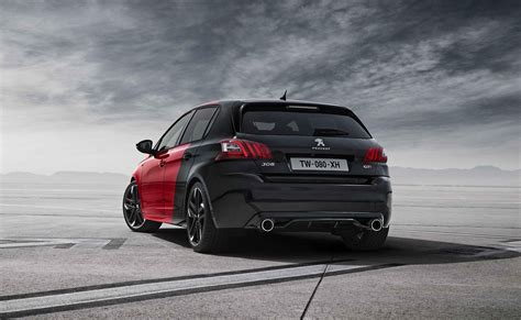 Peugeot 308 Gti by Peugeot 308 Gti 2015 The Go Golf Bashing By Car