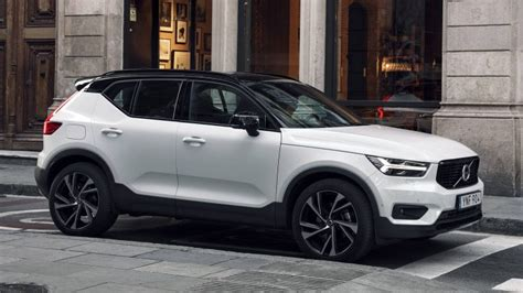 Upcoming Volvo Xc40 Ev Will Go 310 Miles Per Charge