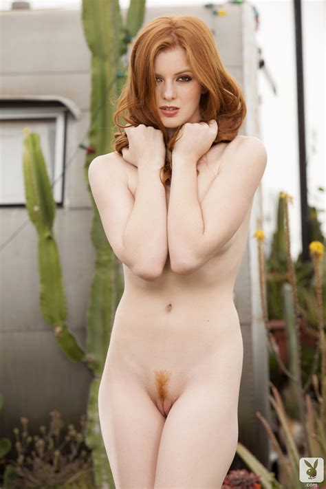 Superb Redhead Amazes With Her Trimmed Cunt In Top Outdoor Solo Xbabe