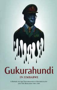 Gukurahundi in Zimbabwe | Hurst Publishers