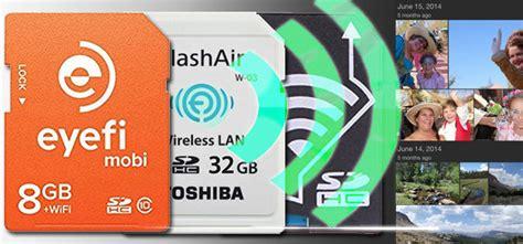 wlan sd karte wifi sd karte wlan speicherkarte toshiba eyefi oder als adapter