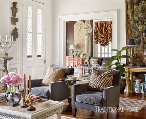 Charming Georgia Home  Traditional Home