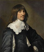 Baroque Portrait Drawing