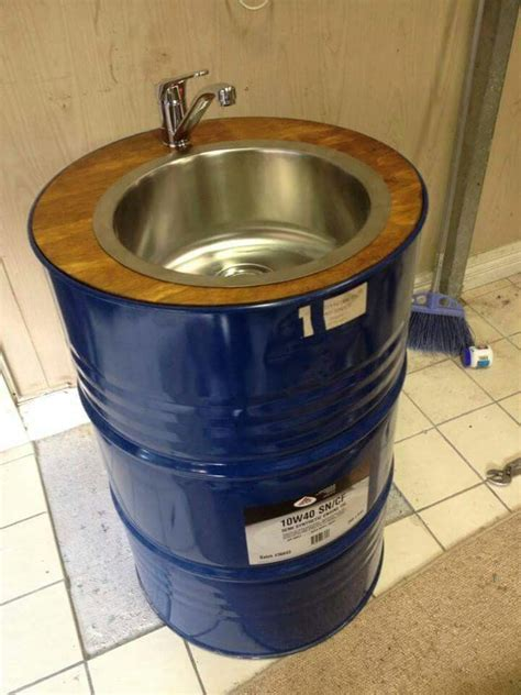 industrial sink      gallons