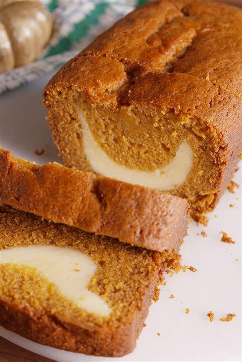 pumpkin baking recipes 20 best pumpkin bread recipes how to make easy pumpkin bread delish com