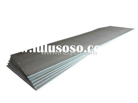 waterproof tile backing board waterproof tile backing