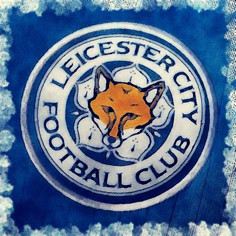 Leicester city's top four hopes are dwindling fast but hope is not lost. Print of Leicester City Football Club Crest Badge 0095 ...