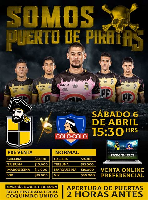 Coquimbo Unido Vs / Junior Vs Coquimbo Unido Dia Hora Y ...