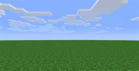 Tons of awesome minecraft background hd to download for free. 700x700 FLAT GRASS MAP (500k blocks each line ...