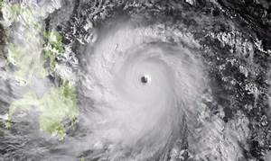 Super Typhoon Haiyan Headed Toward Philippines