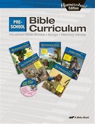abeka product information homeschool preschool bible 640 | 201901