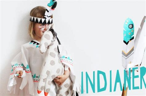 diy indianer kost 252 m einfach selber machen familicious