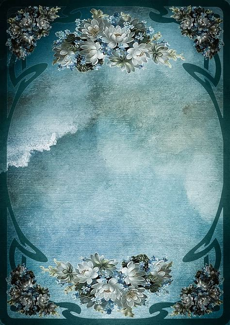 fantasy background blue  image  pixabay