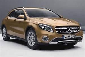 Prix 4x4 Mercedes : prix mercedes gla 2017 tous les tarifs du suv mercedes gla restyl photo 2 l 39 argus ~ Gottalentnigeria.com Avis de Voitures
