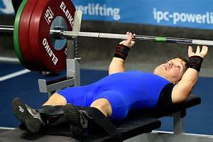 Tunkel claims Para Powerlifting World Cup victory on home ...