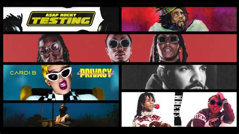 7 Of 2018's Biggest Rap Albums Mercifully Shortened To 7