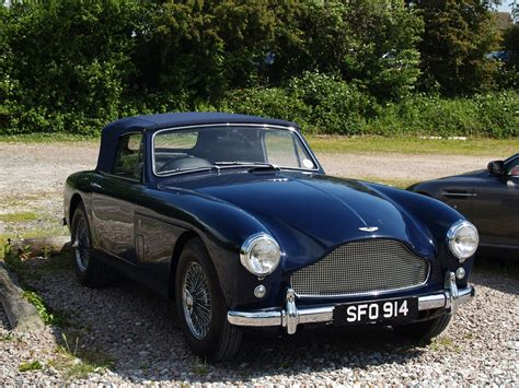 1957 Aston Martin Db 24 Mk Iii Related Infomation