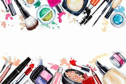 Makeup Transparent Beauty Clipart Cosmetics Parlour Artist