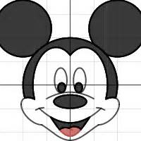 mickey mouse graph