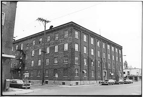 Bureau De Poste Montreal Nord - héritage montréal