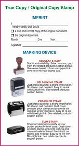combination certified true copy certified orignial stamp With document certification stamp