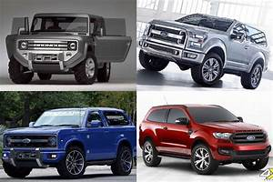 Ford Bronco concepts