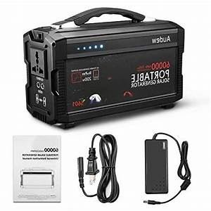 Audew 220wh  60000mah Portable Battery Generator Power