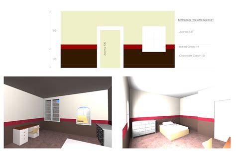 chambre des architectes planche couleur pour une chambre photo de ai