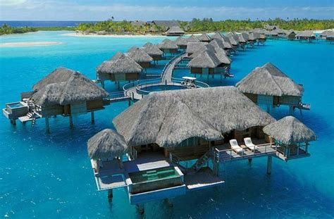 The Best Overwater Bungalows In The World Panganga