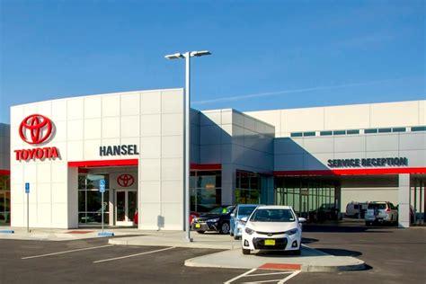 Hansel Auto Santa Rosa by Autodealershipdesign