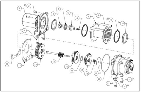 Warn Winch Parts Diagram New Wiring Diagrams