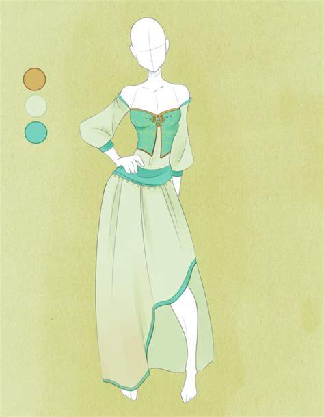 Commission Outfit June 06  by VioletKy on DeviantArt | Fashion Design | Pinterest | June ...