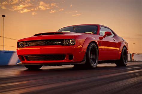 Dodge Challenger Srt Demon Uncrate
