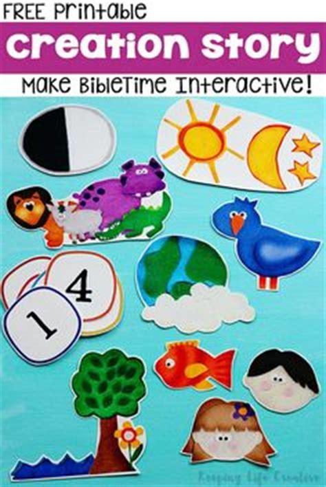 preschool bible stories online free bible story minibooks creation ot nt last week of 207