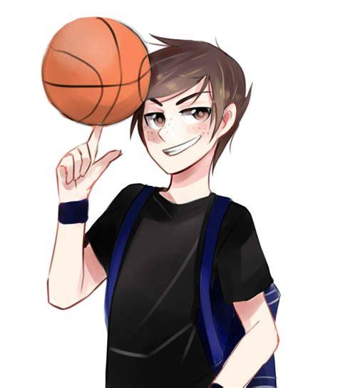 anime boy basketball render basketball player by dailylight on deviantart