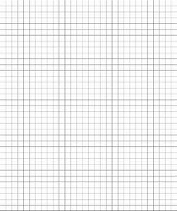 download 14 inch graph paper template for free tidyform With one inch graph paper template