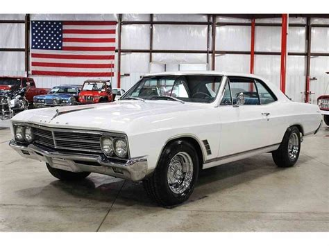 1966 Buick Skylark Convertible For Sale by 1966 Buick Skylark For Sale Classiccars Cc 964744