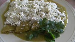 Enchiladas Verdes * video 93 * - YouTube