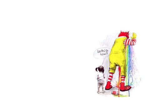 Ronald Background Ronald Mcdonald Simple Background 1290x900 Wallpaper High