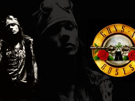 Guns Roses Heavy Metal Hard Rock Bands Groups Album Cover Axel Rose Men Males Logo Desktop Images Hd Desktop Wallpaper