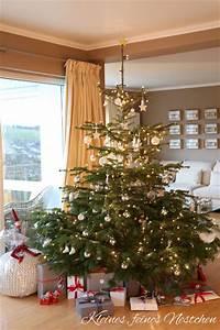 Künstlicher Weihnachtsbaum Klein : weihnachtsbaum schm cken sch ne ideen wohnkonfetti ~ Frokenaadalensverden.com Haus und Dekorationen