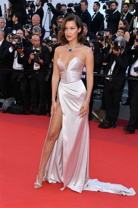 Bella Hadid Wore The Most Beautiful  Ee  Dress Ee   Innes And It