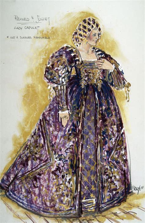 lady capulet juliets mother romeo  juliet theatre