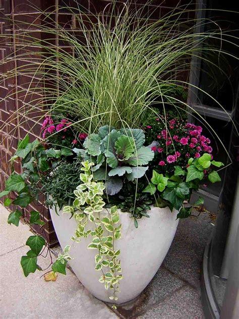 ideas container container gardening ideas quiet corner