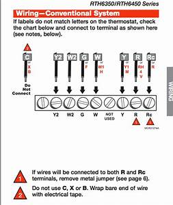 Honeywell Thermostat Wiring Instructions South Australia